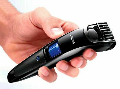 AU41.21 • Buy Philips Rechargeable Cordless Beard Hair Trimmer, Skin Friendly Blade Protection