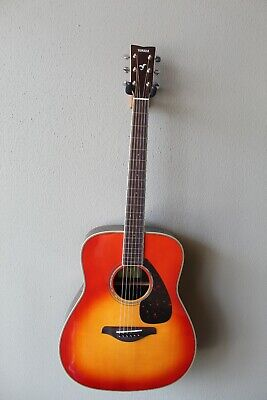 Brand New Yamaha FG830 Dreadnought Acoustic Guitar With Gig Bag • 239.78£