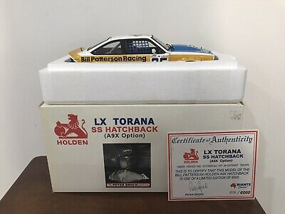 AU295 • Buy  #holden Lx Torana Ss Hatchback (a9x Option)  Peter Brock Collection