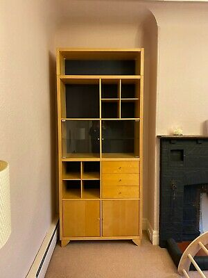Tall Display Cabinet, Brilliant Condition • 8.40£