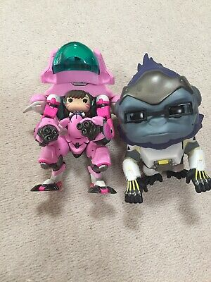 AU5 • Buy Pop Vinyl X2 Overwatch Out Of Box