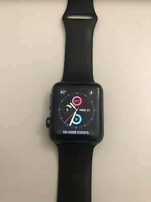 $ CDN120.64 • Buy Apple Watch Series 1 42mm - Space Grey - Great Condition