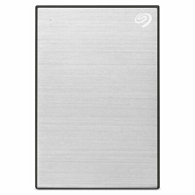 AU189 • Buy Seagate 5TB Backup External Plus 2.5  Portable Hard Drive HDD Silver-Brand New