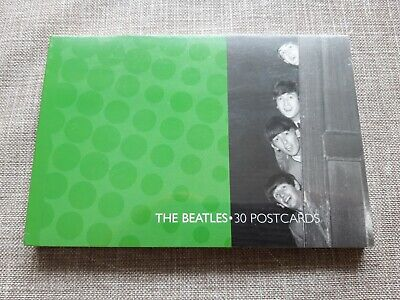 The Beatles 30 Postcards Collection. A6 Size 10 Designs X 3 New And Sealed • 7.99£