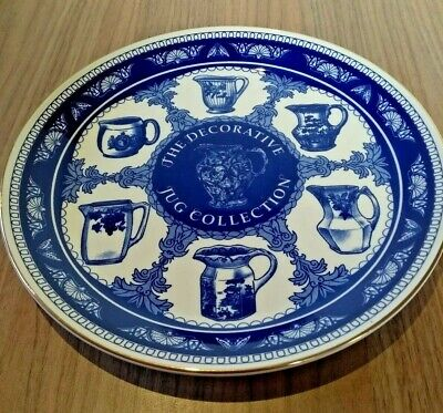 RINGTONS Collectors Plate The Decorative Jug Collection By Mason's  • 6.29£
