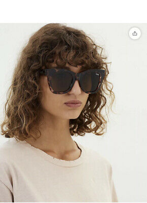 AU29 • Buy Quay Australia Sunglasses Womens After Hours Tort And Brown Brand New RRP$65