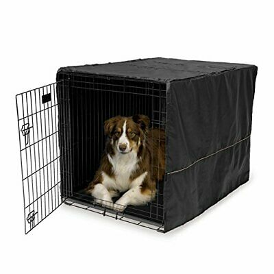 $32.90 • Buy 42  Extra Large Giant Breed Dog Crate Kennel XL Pet Wire Cage Huge Folding Cover