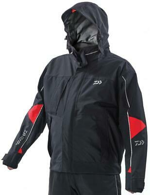 £345 • Buy Daiwa Airity Gore-tex Black And Red Jacket  ALL SIZES