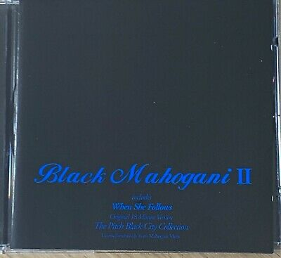 MOODYMANN - Black Mahogani 2 II CD 2004 Peacefrog AS NEW!  • 22.96£