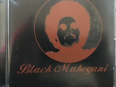 MOODYMANN - Black Mahogani CD 2004 Peacefrog Excellent Cond! • 22.96£