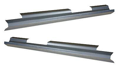 $99.80 • Buy Slip-On Rocker Panel 99-06 GMC Sierra Chevy Silverado Avalanch Crew Cab PAIR