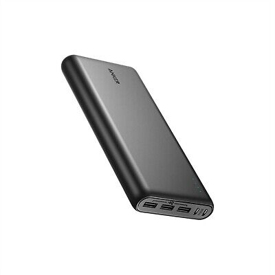 AU129 • Buy Anker Battery Power Bank Powercore 26800mah For Smartphone Tablet Black A1277011