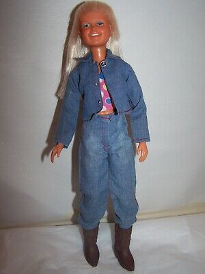 $10.99 • Buy Vintage Kenner Dusty Doll & Clothes & Boots  G 98-3