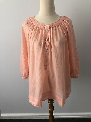 AU24.99 • Buy Country Road 100% Cotton Shirt Pink XL