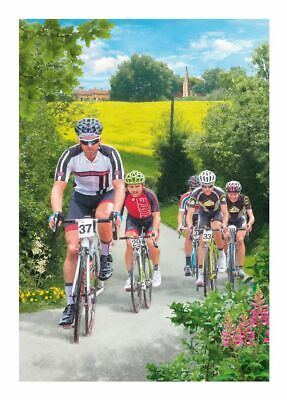 £2.69 • Buy Birthday Card - Bike Summer Cycling - Country Cards Quality NEW