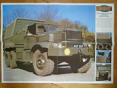 Classic Military Vehicle Poster • 1£
