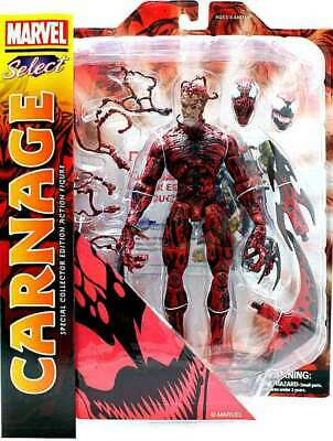 [Gear4Geeks] Marvel Select Carnage Brand NEW Sealed 7  Figure • 69.99£