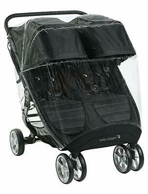 Baby Jogger Weather Shield Pushchair Rain Cover | For City Mini 2 Double & • 58.27£