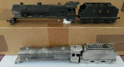 LMS Patriot Or Royal Scot Locomotive Kits X 2 • 45£