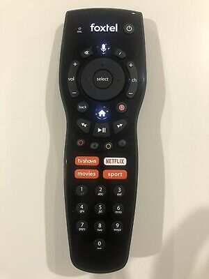 AU42.50 • Buy Foxtel Voice Remote Control With Netflix Button For IQ4 Brand New Sealed