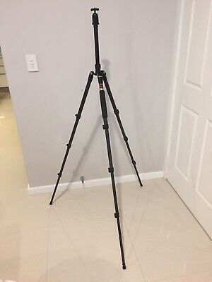 AU10.50 • Buy Horus Bennu C2450T Carbon Fibre Tripod With Slik SBH 120 Ballhead & Carry Case