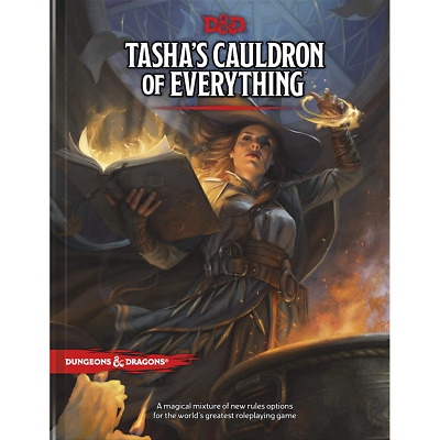 AU58.97 • Buy PREORDER D&D Tasha's Cauldron Of Everything
