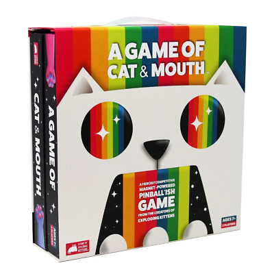 AU52.84 • Buy PREORDER A Game Of Cat & Mouth By Exploding Kittens