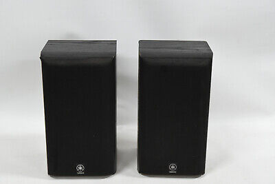 AU119.95 • Buy Yamaha NS-E55 2-Way Bookshelf Speakers Or Surround Speakers