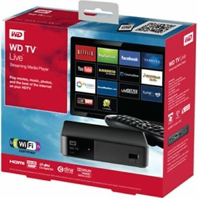 AU240 • Buy Western Digital WD TV WDTV Live Media Player Apple TV 2 3 4 ATV3 ATV4 NETFLIX 4K