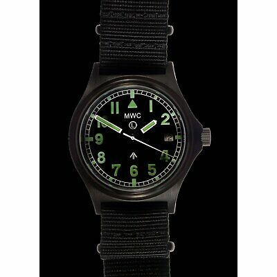 MWC G10 Brushed PVD Ltd Ed Sapphire Crystal Watch Date 300M NEW Boxed UK Seller • 199£