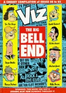 The Big Bell End By Viz | Book | Condition Good • 3.44£
