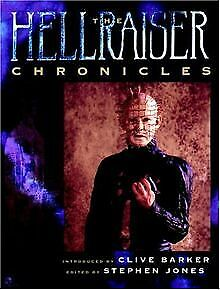 The Hellraiser Chronicles By Clive Barker | Book | Condition Good • 9.35£