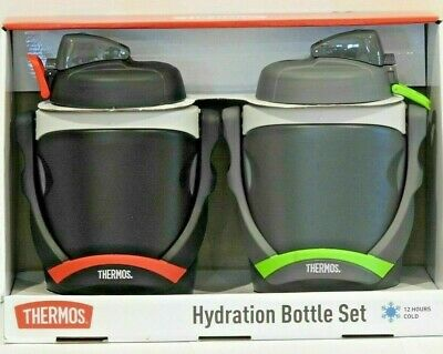 AU59.90 • Buy NEW Thermos Hydration Bottle 2 X 1.9L Double Wall Insulated Flask Set (BPA-Free)