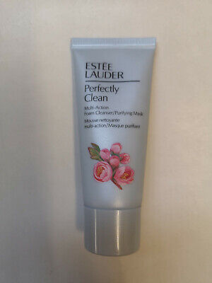 Estee Lauder Perfectly Clean Multi-Action Foam Cleanser/Purifying Mask 30ml  • 6.99£