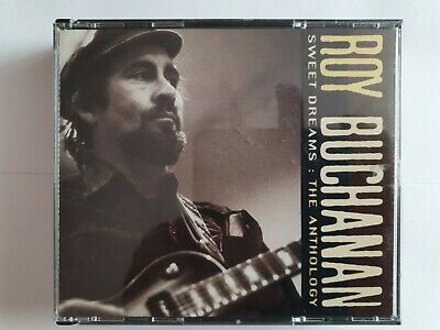 Roy Buchanan - Sweet Dreams The Anthology 2 X CD + Booklet. • 5.99£