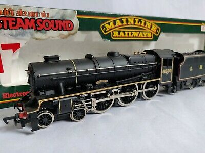 Mainline OO Gauge Locomotive Patriot Class Sir Frank Ree 5530 LMS 37-082 Sound • 39.99£