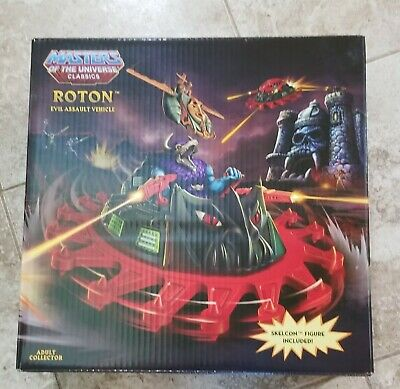 $150 • Buy MOTU Classics - Roton With Skelcon - MISB Mattel - Masters Of The Universe