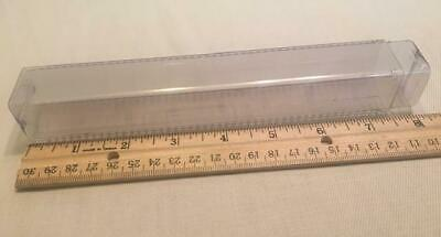 $49.99 • Buy 88pk Adj. Length, 1  Dia. Clear Square Packaging Mailing Shipping Storage Tube