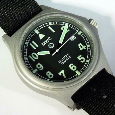 MWC G10 Military Watch 50M Battery Hatch NEW Boxed UK Seller • 119£