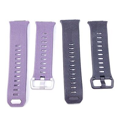 $ CDN11.33 • Buy Replacement Silicone Rubber Classic Band Wristband For Fitbit Ionic Watch Size L