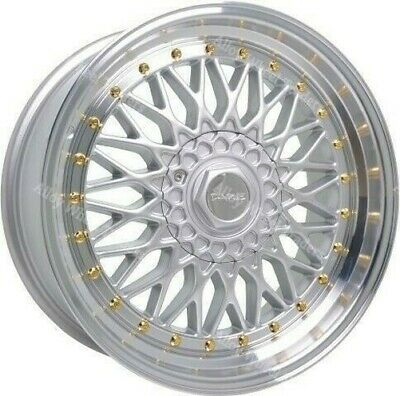 AU973.51 • Buy Alloy Wheels 17  RS For Volkswagen Caddy Derby Polo Lupo Golf 4x100 GS SPL 7.5