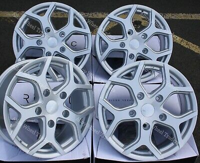 $867.62 • Buy 18  S Cobra Alloy Wheels Fit Ford Transit 2nd Generation 1986 - 2003