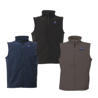 £36.99 • Buy Scania Flux Body Warm Softshell Personalised Embroidered Regatta Gillet Tractor