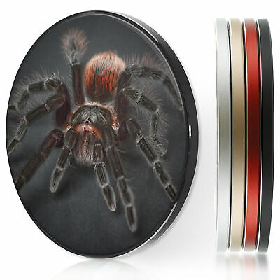 AU44.12 • Buy QI Wireless Charger For Apple Iphone 11/XS/8/Samsung S10/S9 - Tarantula Spider