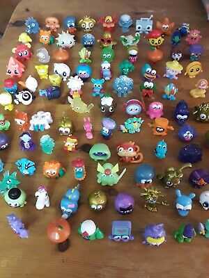 Toy Moshi Monsters And Other Types Mixed Lot Figures  3 • 8£