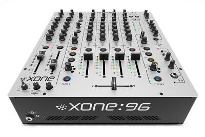 Allen & Heath Xone 96 - Professional 4-Channel Analogue DJ Mixer + Warranty • 1,325£