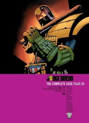 Judge Dredd: The Complete Case Files 35 (Paperback 2020) • 18.80£