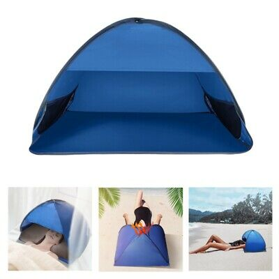 AU26.96 • Buy Portable Pop-Up Sunshade Tent Shelter Anti-UV Outdoor Camping Shade Hiking Tent