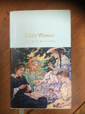 Little Women (Macmillan Collector's Library) New Hardcover Book • 5.99£