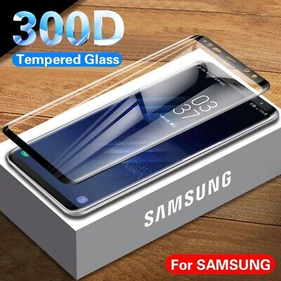$ CDN4.66 • Buy Case Friendly Tempered Glass Screen Protector Full Cover Samsung Galaxy S7 Edge